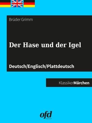 cover image of Der Hase und der Igel