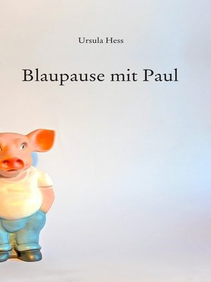 cover image of Blaupause mit Paul