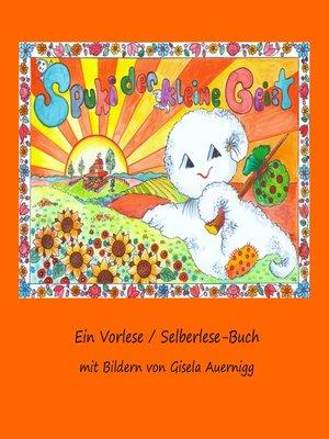 cover image of Spuki, der kleine Geist