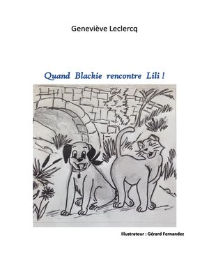 cover image of Quand Blackie rencontre Lili