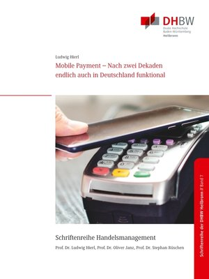 cover image of Mobile Payment