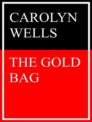 cover image of The Gold Bag