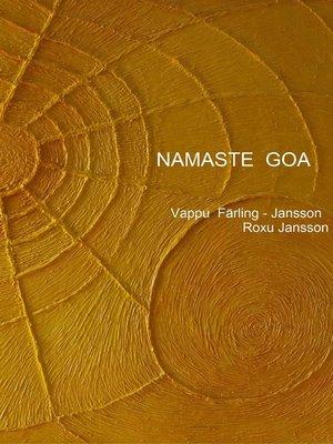 cover image of Namaste Goa