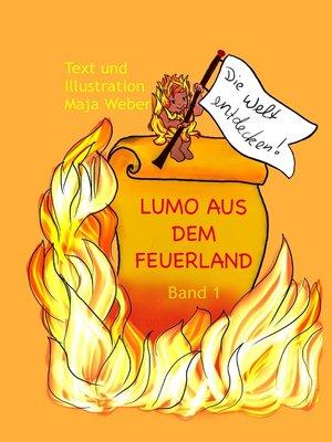 cover image of Lumo aus dem Feuerland