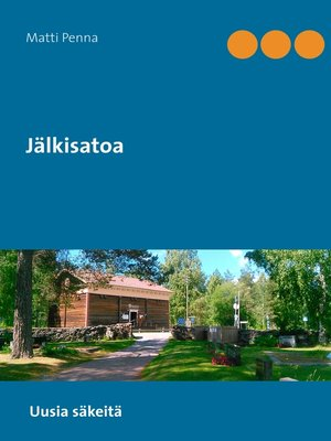 cover image of Jälkisatoa