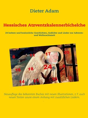 cover image of Hessisches Atzventzkalennerbichelche