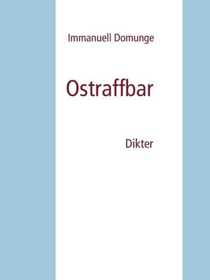 cover image of Ostraffbar