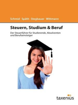 cover image of Steuern, Studium & Beruf