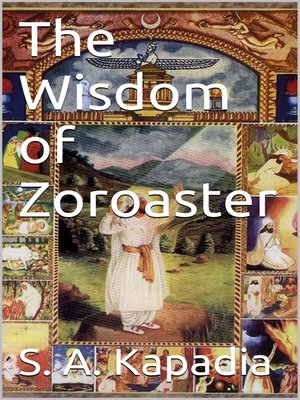 cover image of The Wisdom of Zoroaster