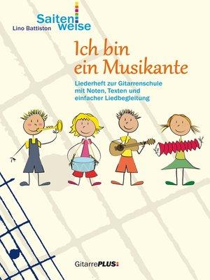 cover image of Ich bin ein Musikante