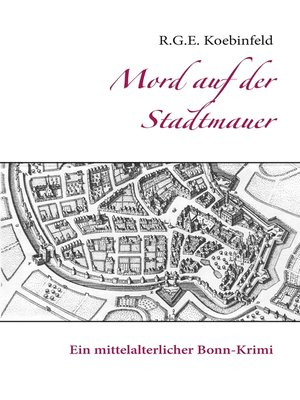 cover image of Mord auf der Stadtmauer