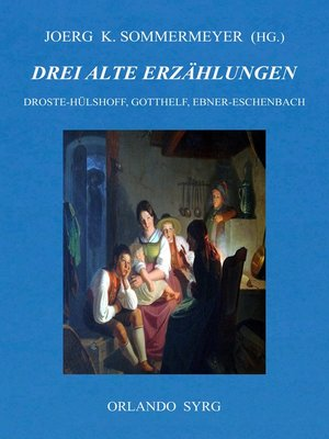cover image of Drei alte Erzählungen