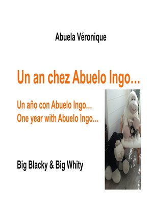 cover image of Un an chez Abuelo Ingo
