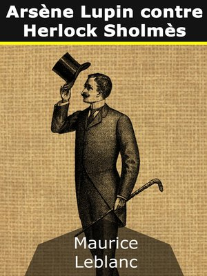 cover image of Arsène Lupin contre Herlock Sholmès