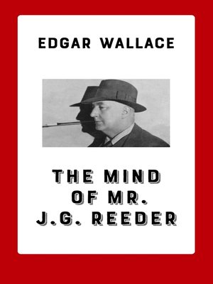 cover image of The Mind of Mr. J. G. Reeder