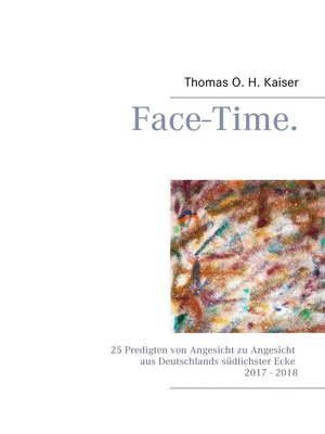 cover image of Face-Time.