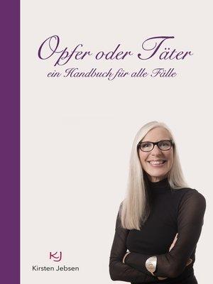 cover image of Opfer oder Täter