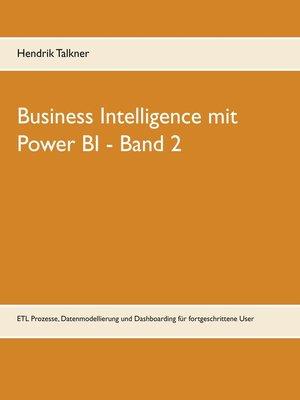 cover image of ETL Prozesse, Datenmodellierung und Dashboarding für fortgeschrittene User