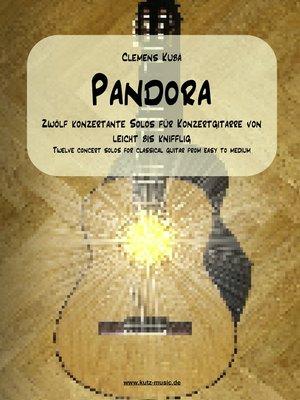 cover image of Pandora
