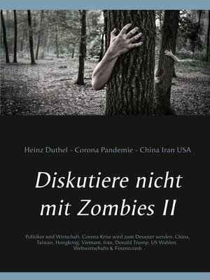 cover image of Diskutiere nicht mit Zombies II