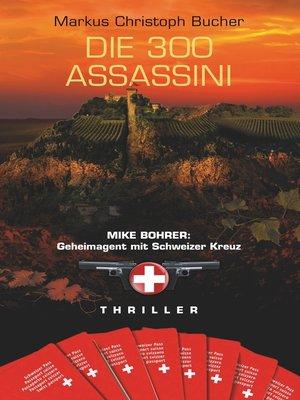 cover image of Die 300 Assassini
