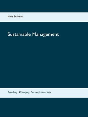 cover image of Sustainable Management