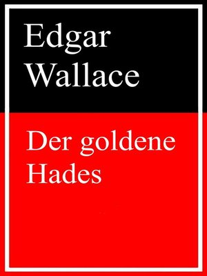 cover image of Der Goldene Hades