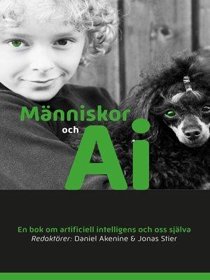 cover image of Människor och AI