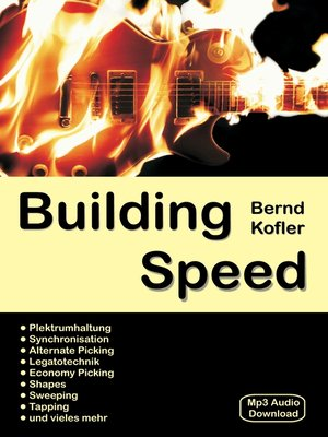 cover image of Building Speed