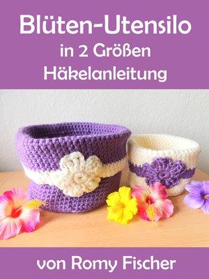 cover image of Blüten Utensilo in 2 Größen
