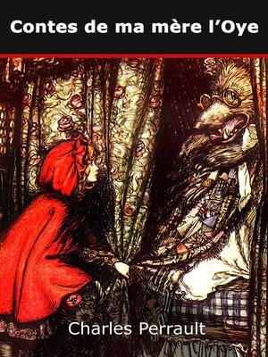 cover image of Contes de ma mère l'Oye