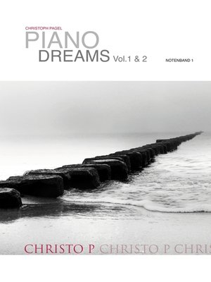 cover image of PIANO DREAMS Volume1 & 2 Notenband 1