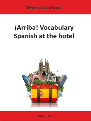 cover image of ¡Arriba! Vocabulary
