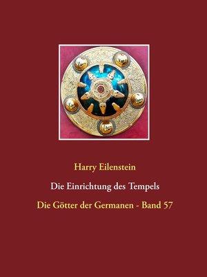 cover image of Die Einrichtung des Tempels