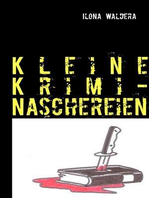 cover image of Kleine Krimi-Naschereien