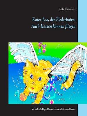 cover image of Kater Leo, der Flederkater