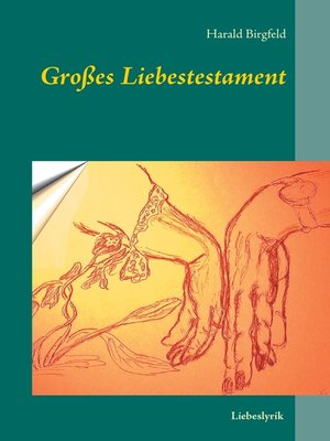 cover image of Großes Liebestestament