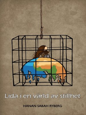 cover image of Lida i en värld av stillhet