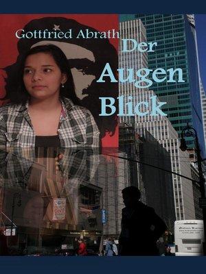 cover image of Der AugenBlick