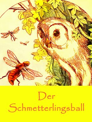 cover image of Der Schmetterlingsball