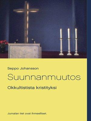 cover image of Okkultistista kristityksi