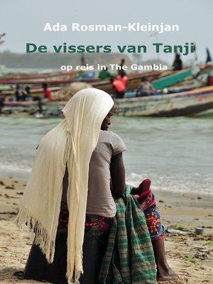 cover image of De vissers van Tanji