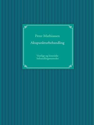 cover image of Akupunkturbehandling