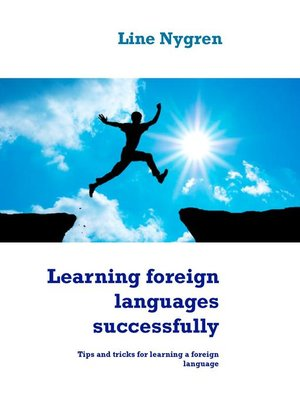 cover image of Learning foreign languages successfully