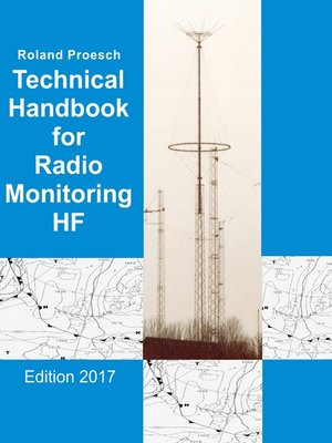 cover image of Technical Handbook for Radio Monitoring HF