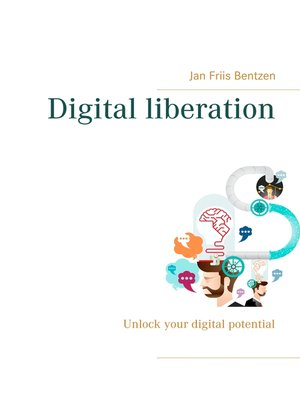cover image of Digital liberation