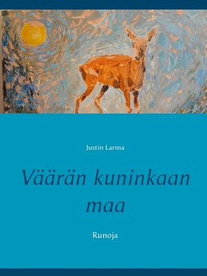 cover image of Väärän kuninkaan maa