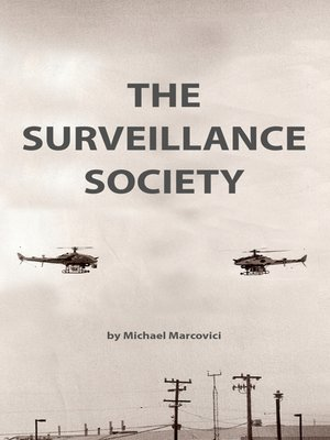 cover image of The Surveillance Society