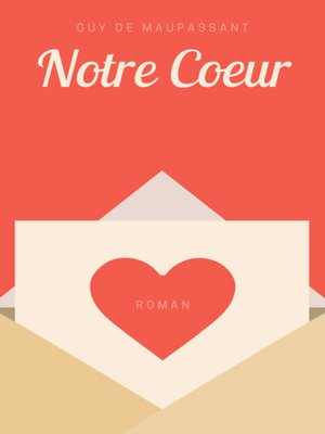 cover image of Notre Coeur