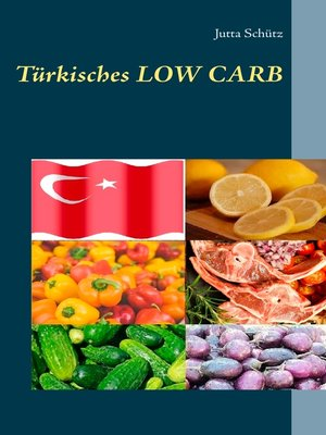 cover image of Türkisches Low Carb